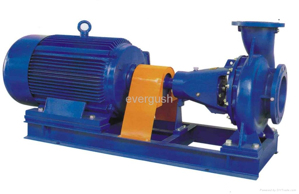 End suction centrifugal pump - XA series - EVERGUSH (Taiwan