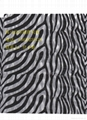 斑馬紋圖案印刷拷貝紙