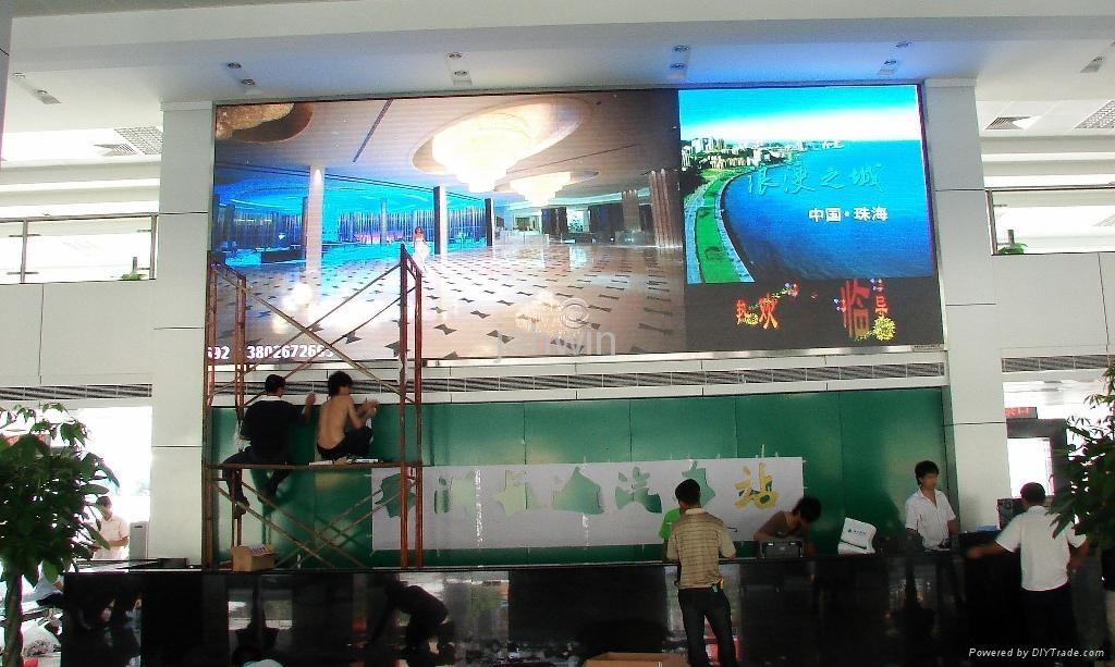 上海LED全彩顯示屏 1