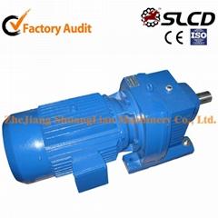RC series in line helical gearmotor