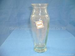 glass vase for chrismas gift