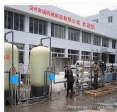 水處理設備純淨水生產線