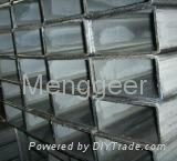 Q195-Q345 rectangular steel tube
