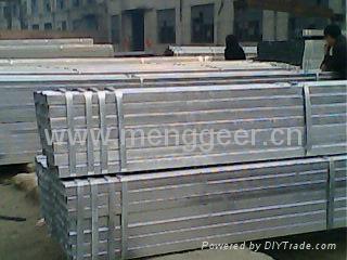 Q195-Q345 rectangular steel tube 3