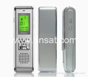 Digital voice recorder & phone recorder with MP3 player 2