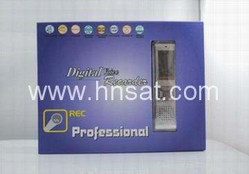 Digital voice recorder & phone recorder with MP3 player 5