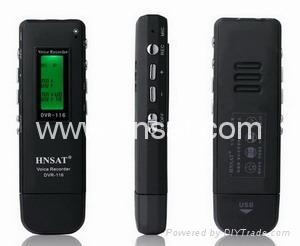 USB digital voice recorder  3