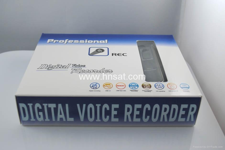 USB digital voice recorder  5