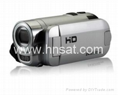HD digital video camcorder with 5X optical zoom - special prices