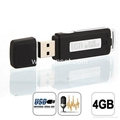 8GB USB flash drive and voice recorder (about 15hours battery life) 3