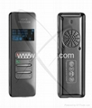 bluetooth cell phone recorder support TF card and 24 languages 5