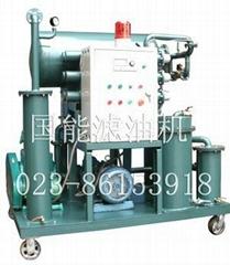 国能ZYA变压器油真空滤油机