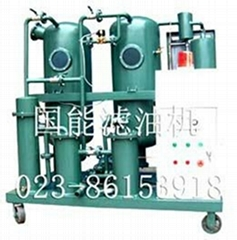 TYAZ润滑液压油真空再生滤油机