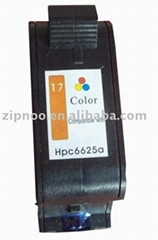 Compatible HP ink cartridge C6625A (HP 17)