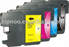 Compatible ink cartridge Brother LC-11/16/38/61/65/67/980/990/1100