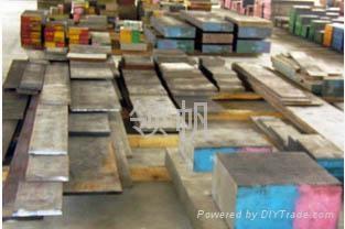國標Cr12mov寶鋼模具鋼材 2