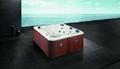 Massage Bathtub / Whirlpool Bathtub (SR-819) 2