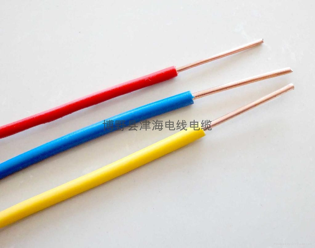 Pvc Insulation Cable : Pvc insulation shielded wire bv jinhai china