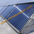 HP solar water heater collector