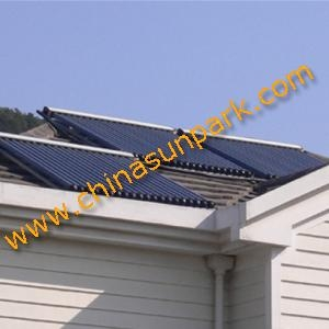 HP solar water heater collector 5