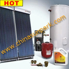 China solar water heater