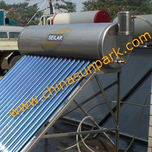 DIY solar hot water heater - cusis