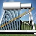 200L heat pipe solar water heater