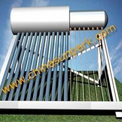 200L heat pipe solar wat