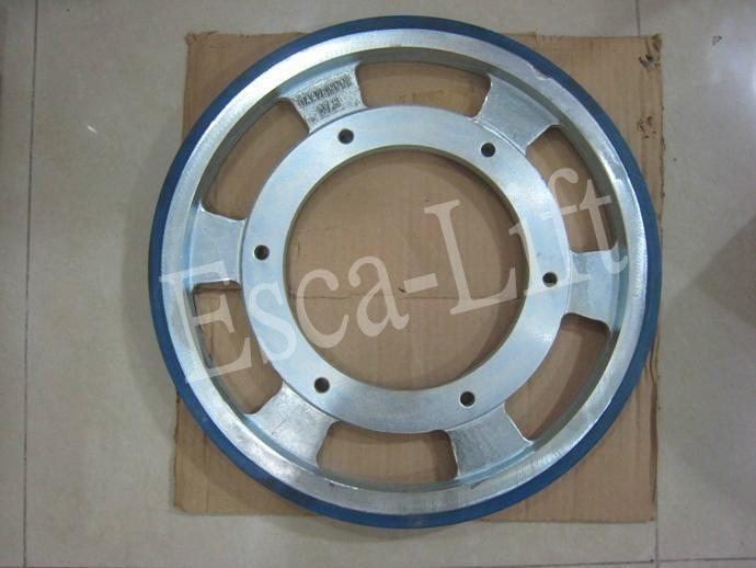 OTIS Traction Wheel 1