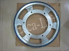 OTIS Traction Wheel