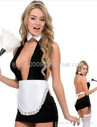 Sexy cosplay Sexy costume sexy lingerie 4