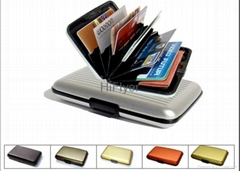 Aluminum Wallet Aluma Wallet As Seen On TV Credit Card Holder