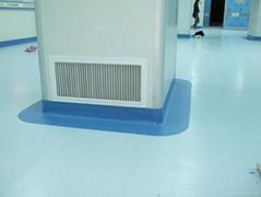 醫療機構和實驗室專用PVC地板