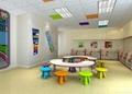 幼儿園專用PVC地板 4