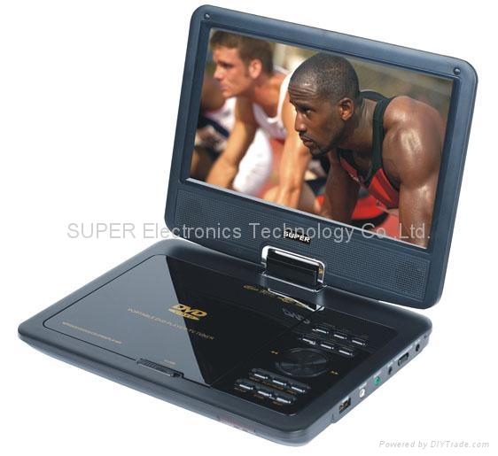 Portable DVD Player(SP-956D) 1