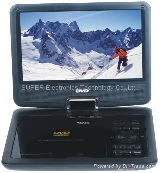 Portable DVD Player(SP-956D) 2