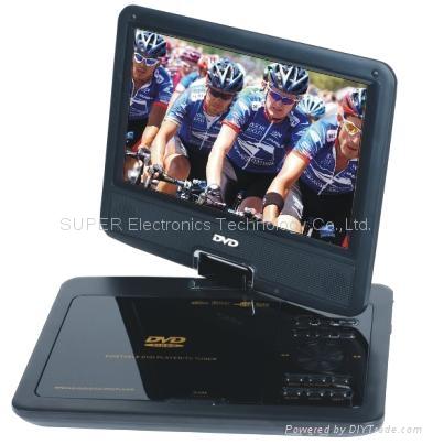 Portable DVD Player(SP-956D) 3