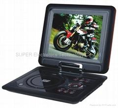 Portable DVD Player(SP-115D)