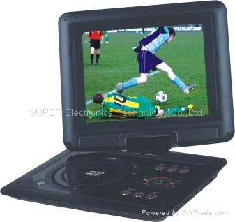 Portable DVD Player(SP-115D) 2