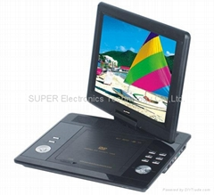 Portable DVD Player(SP-1288D)
