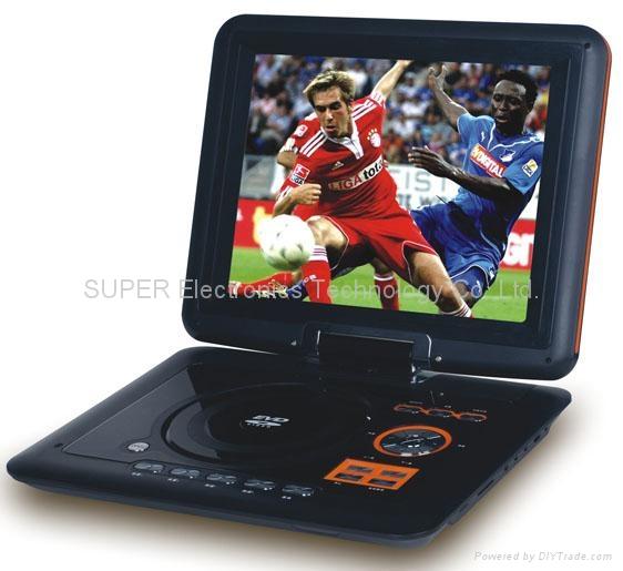 Portable DVD Player(SP-136D) 1