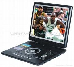 Portable DVD Player(SP-168D)