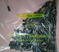 电解电容红宝石Rubycon