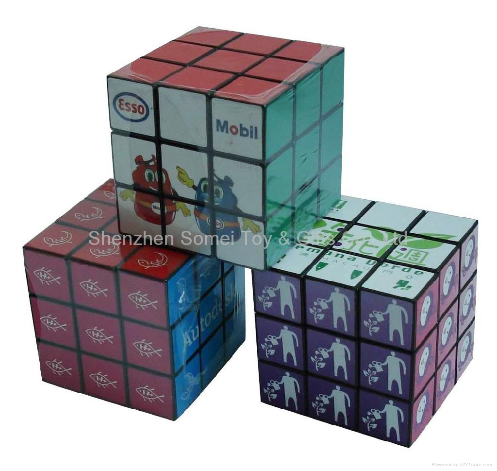 magic cube rubik 39 s cube puzzle cube promotion gifts sm 057 china manufacturer intelligent. Black Bedroom Furniture Sets. Home Design Ideas