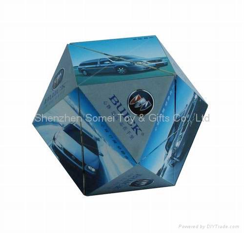 advertising magic cube magic concept magic calendar promotion gift 4