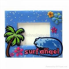 PVC photo frame promotional gift