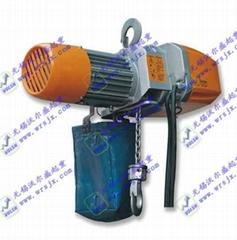 防爆环链电动葫芦具有提升速度快