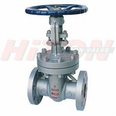 Wedge Flange Gate Valve