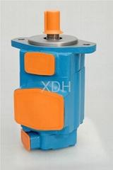 威格士系列高速高壓子母葉片泵