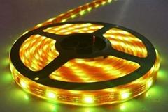 熱買LED貼片燈帶5050  60珠 黃光